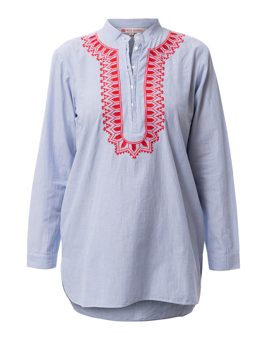 Silvie Embroidered Top