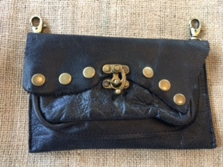MEX Hip Wallet by Leather Girl Kelley