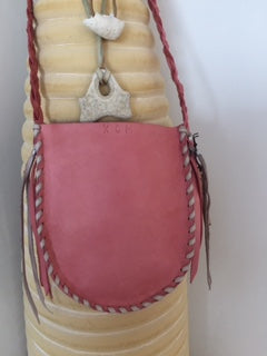 #228 Pink Little Girl Tote