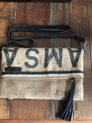 MEX Cross-body Envelope Bag