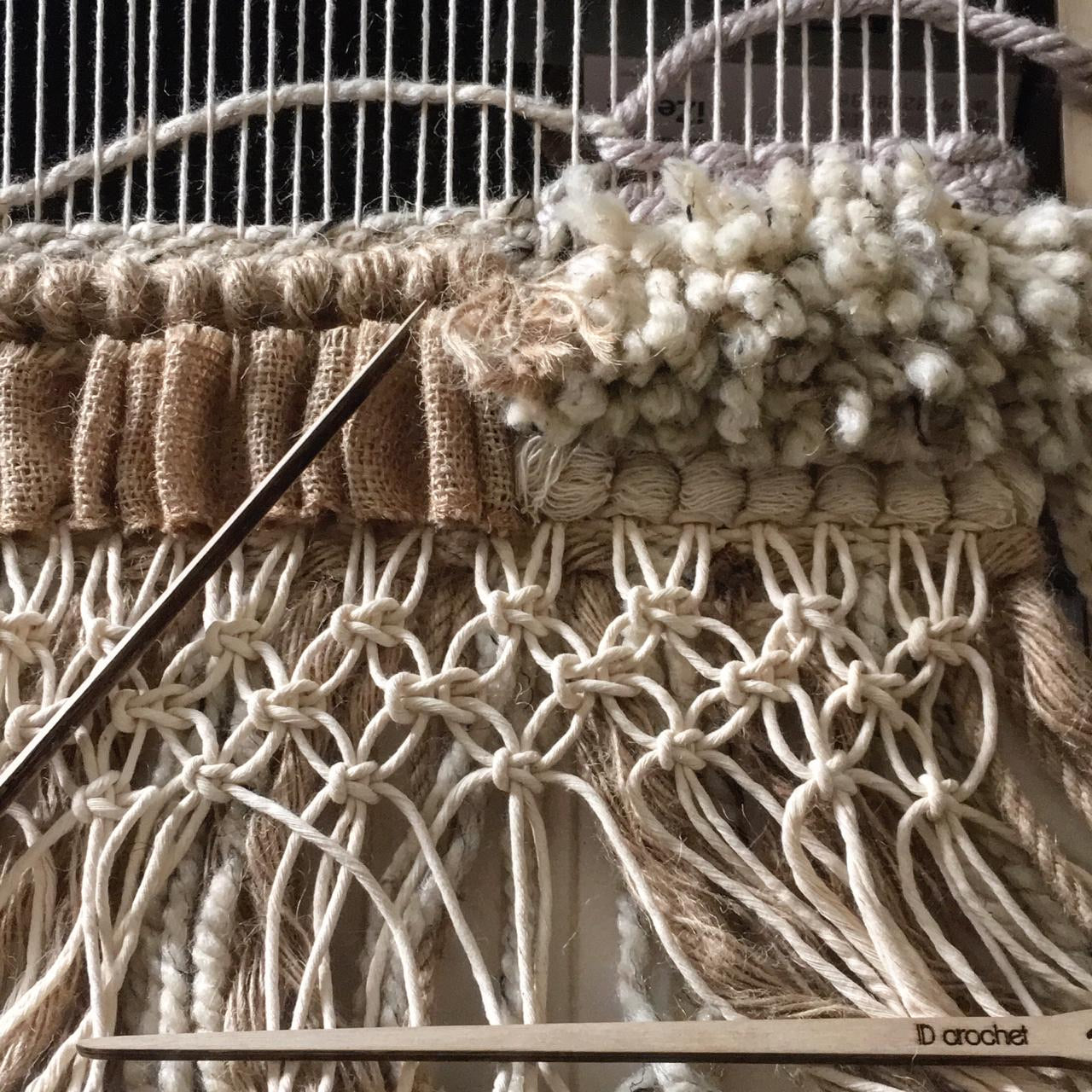 weaving workshop  |  december 5, 2020  |  10 am to 4 pm