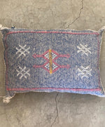 Sabra Silk Throw Pillow