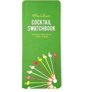 Mrs. Lilien's Cocktail Swatchbook