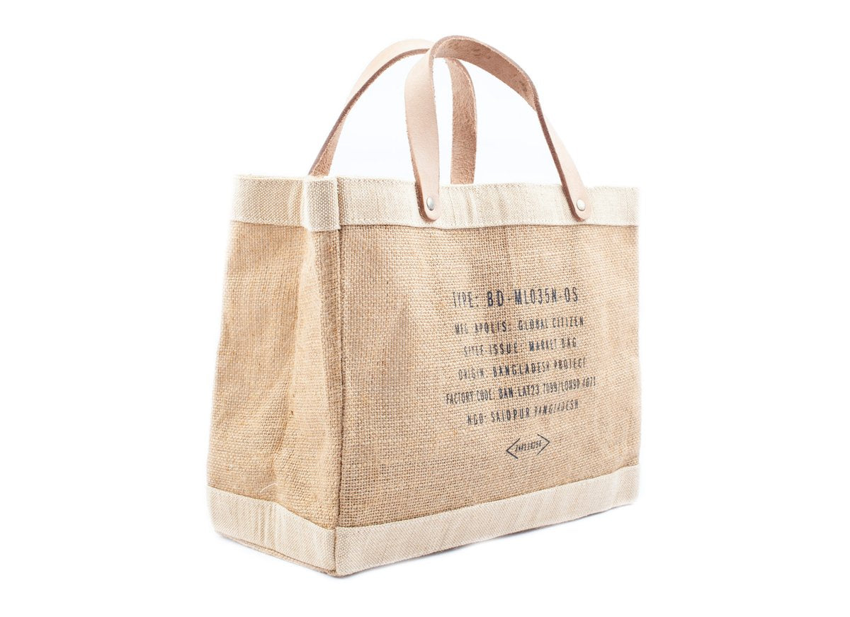 Apolis / Nomad Chic I Heart Tacos lunch tote.