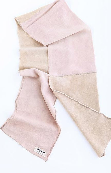 Recycled Cashmere Kate Scarf by RYEP