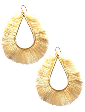 Silvia Fringe Earrings
