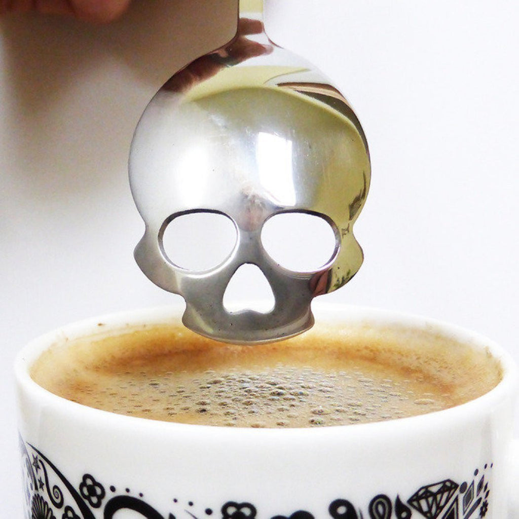 Skull Tea Spoon