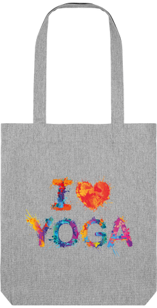 Sac BIO I Love Yoga