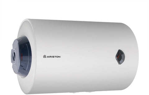 Ariston Electric Water Heater 80 Liter Horizontal BLU R 80H - waterheaterdubai