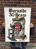 Burnside 30 Years print