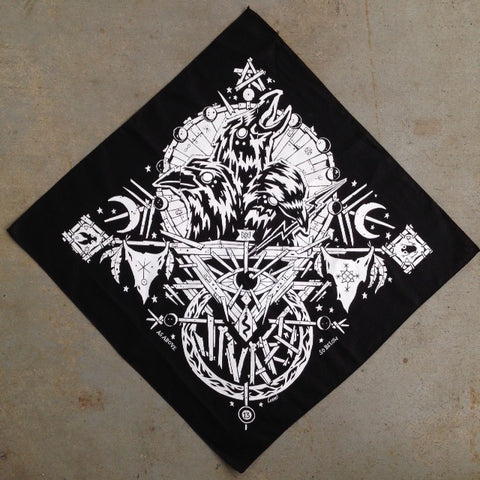 Black Ice bandana