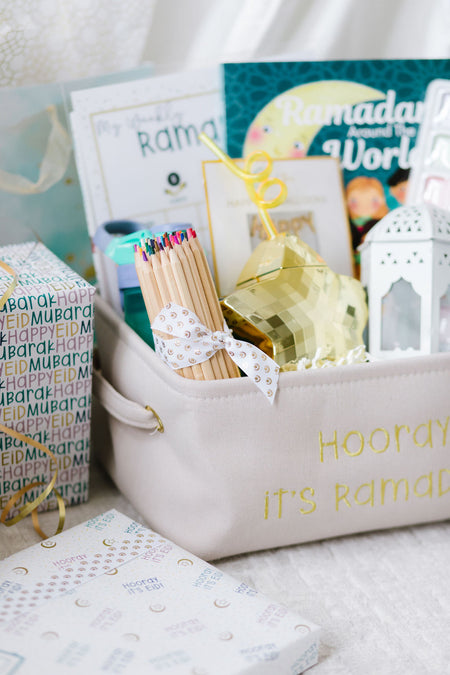 Ramadan Kids Basket