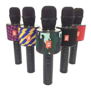 V8 Bluetooth Microphone