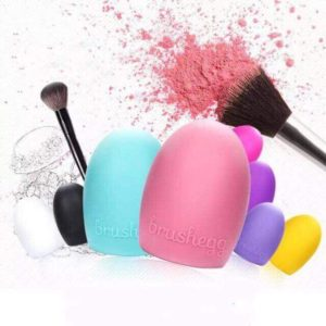 3 PCS Make-up Brush Egg Cleaner