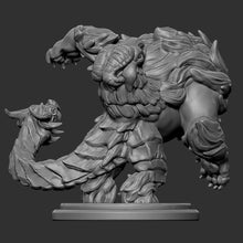 Load image into Gallery viewer, Chimera (STL file for 3dprinting)