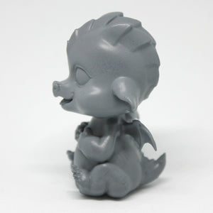Fire Nugget- Collaboration with Bianca Roman-Stumpff (STL file for 3dprinting)