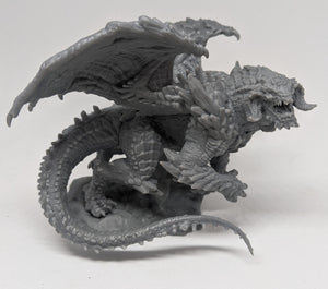 Dragon (STL file for 3dprinting)