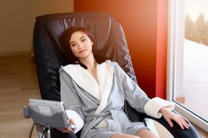 Yes, There Are Now Massage Chairs For Your Home
