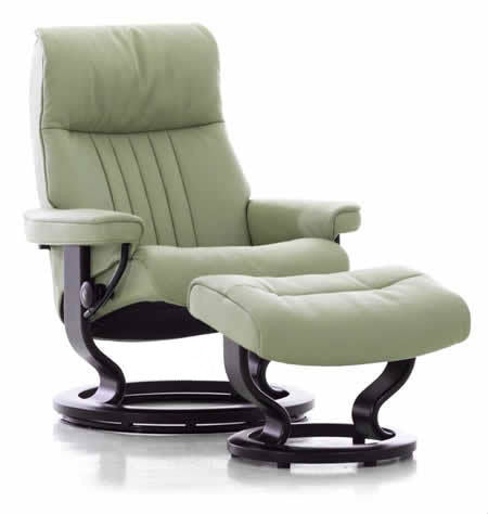 Ekornes Stressless Chairs Used Vs Old Recliners La