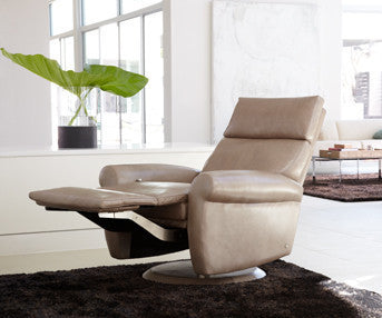 Adjust Your Ideal Seat Height With American Leather Recliners