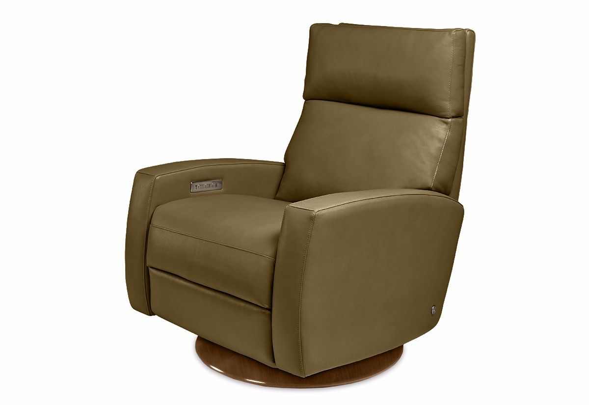 Elliot Comfort Recliner (American Leather)