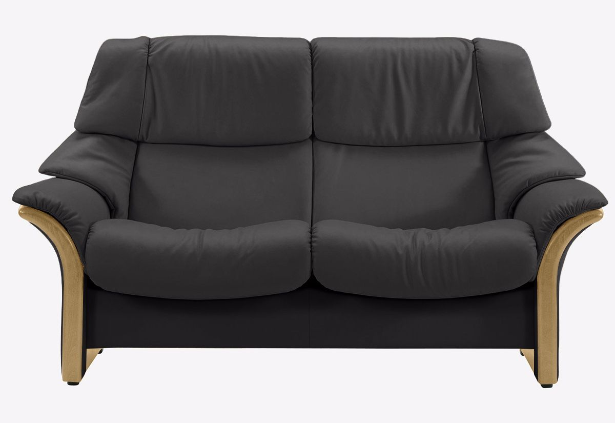 Eldorado Loveseat - High Back Recliner (Stressless by Ekornes)