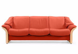 Eldorado Sofa - Low Back Recliner (Stressless by Ekornes)