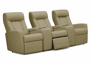 Banff Reclining Theater Sofa - My Comfort (Palliser)