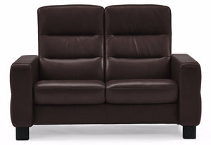 Wave Loveseat - High Back Recliner (Stressless by Ekornes)