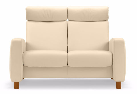 Arion Loveseat - High Back Recliner (Stressless by Ekornes)