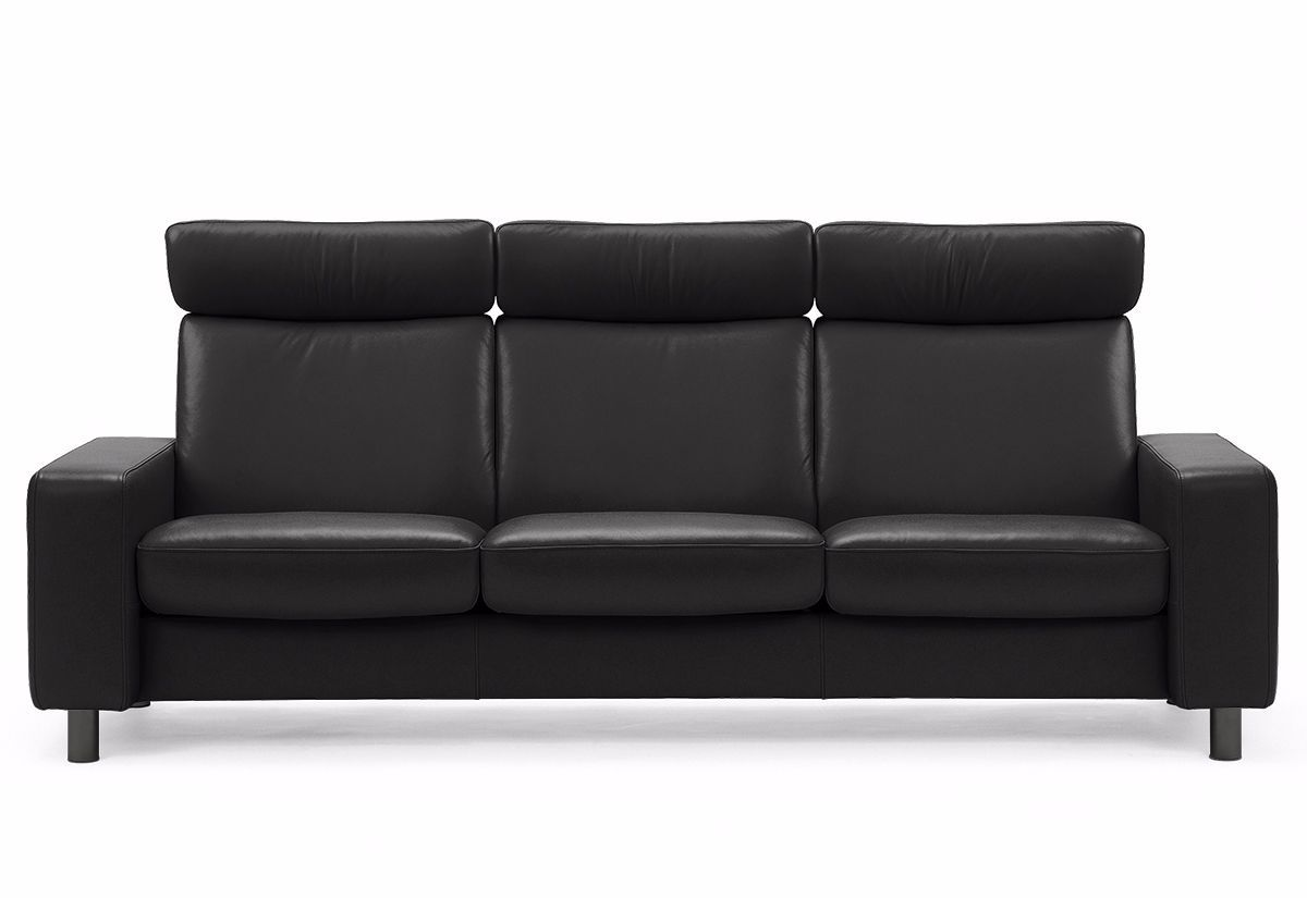 ... Pause Sofa   High Back Recliner (Stressless By Ekornes) ...