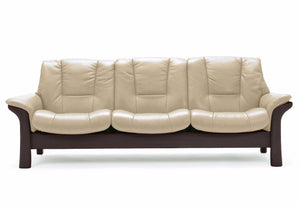 Buckingham Sofa - Low Back Recliner (Stressless by Ekornes)