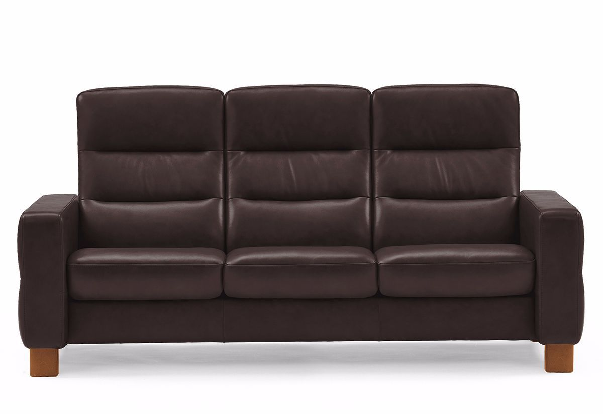 Wave Sofa - High Back Recliner (Stressless by Ekornes)