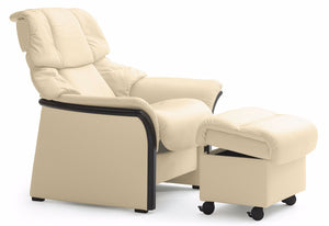 Eldorado Chair - High Back Recliner (Stressless by Ekornes)
