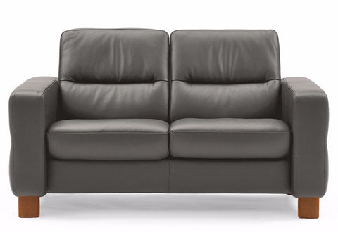 Wave Loveseat - Low Back Recliner (Stressless by Ekornes)