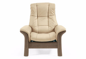 Windsor Chair - High Back Recliner (Stressless by Ekornes)