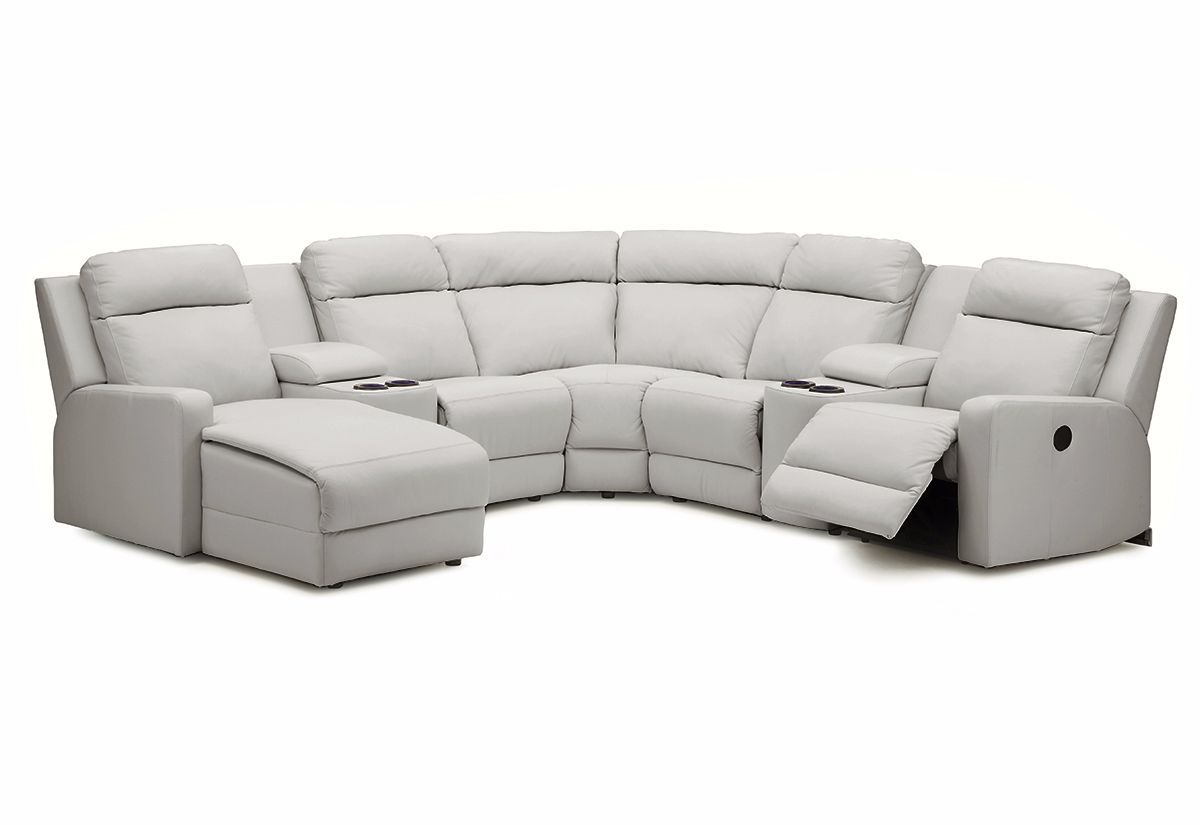 Forest Hill Sectional Sofa Palliser Recliners La