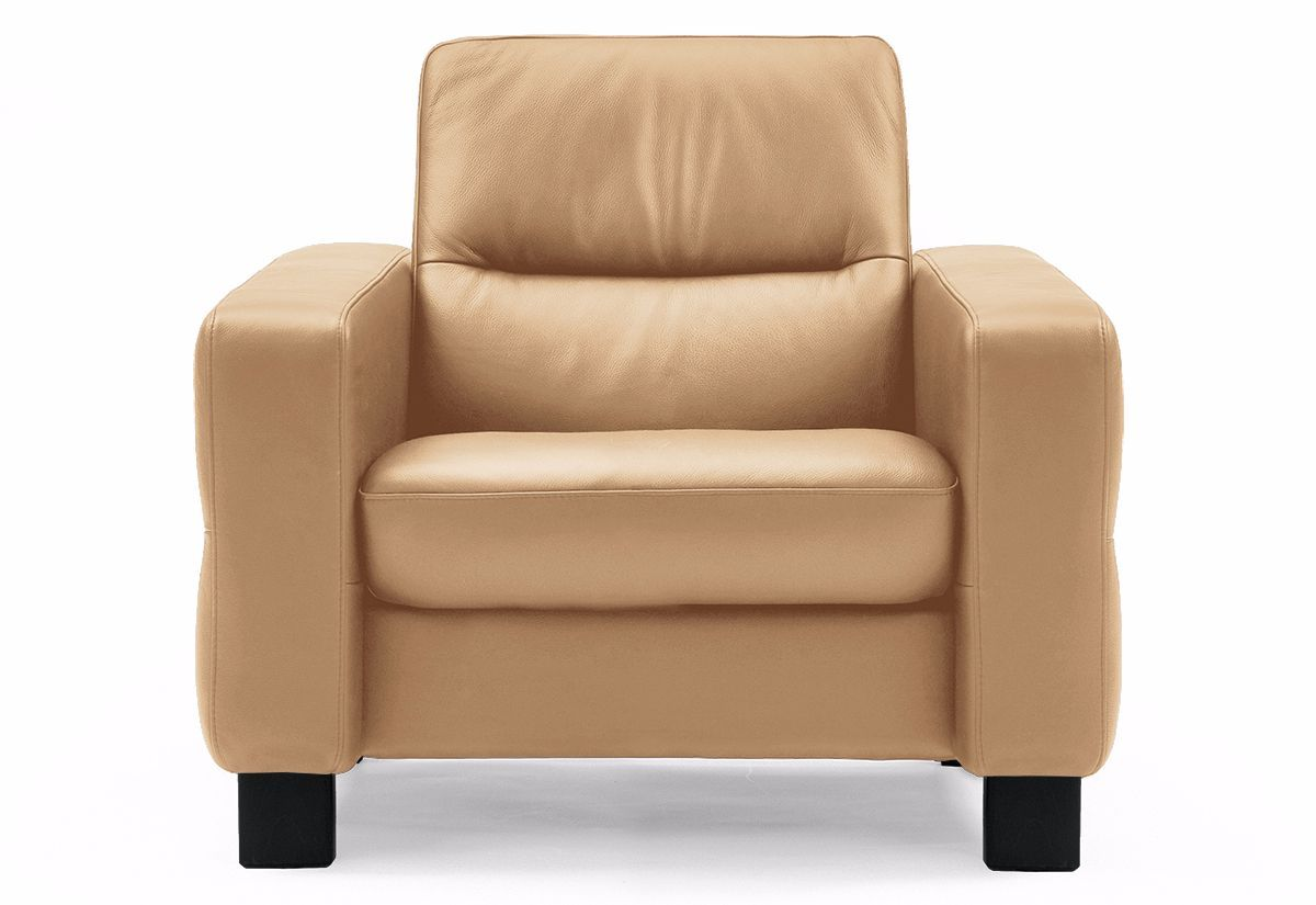 Wave Chair - Low Back Recliner (Stressless by Ekornes)
