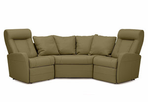Banff Reclining Sectional Sofa - My Comfort (Palliser)