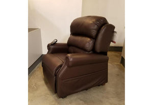 Stellar 550 Small Lift Chair Recliner (UltraComfort) Coffee Bean