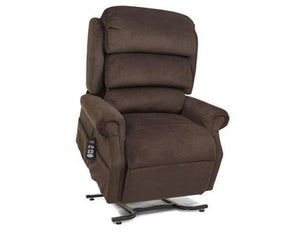 Stellar 550 Small Lift Chair Recliner (UltraComfort) French Roast