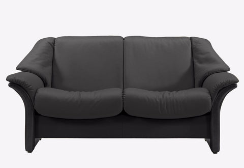 Eldorado Loveseat - Low Back Recliner (Stressless by Ekornes)