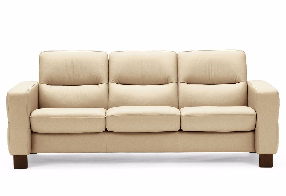 Wave Sofa - Low Back Recliner (Stressless by Ekornes)
