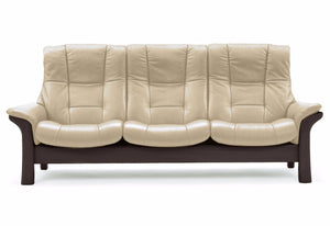 Buckingham Sofa - High Back Recliner (Stressless by Ekornes)