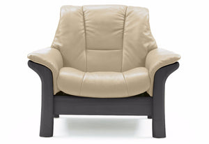 Buckingham Chair - Low Back Recliner (Stressless by Ekornes)