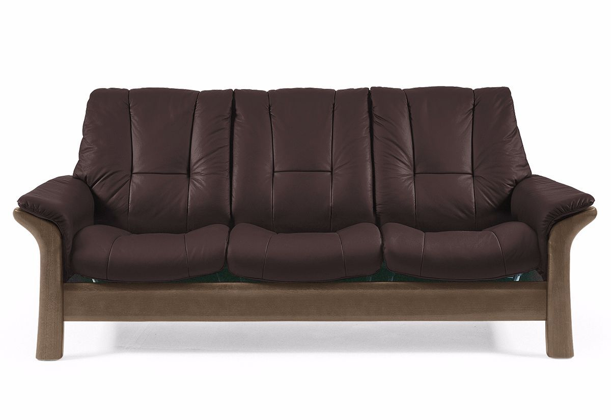 Windsor Sofa - Low Back Recliner (Stressless by Ekornes)