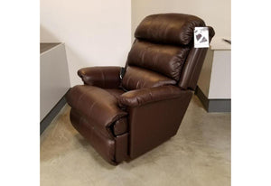 Astor Power Recline XR+ Recliner (La-Z-Boy) Shawnee / Chestnut