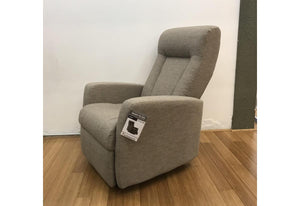 Banff Rocker Recliner - My Comfort (Palliser)  Key Largo / Pumice