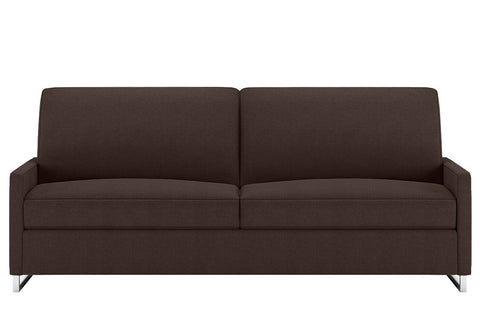Brandt Tempur-Pedic Mattress Sleeper Sofa (American Leather)