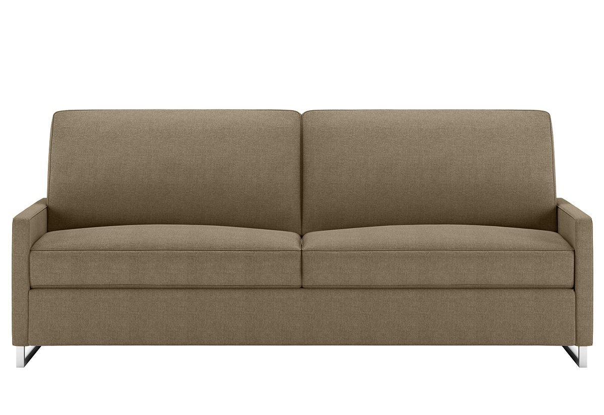 brandt gel mattress sleeper sofa american leather - American Leather Sofa